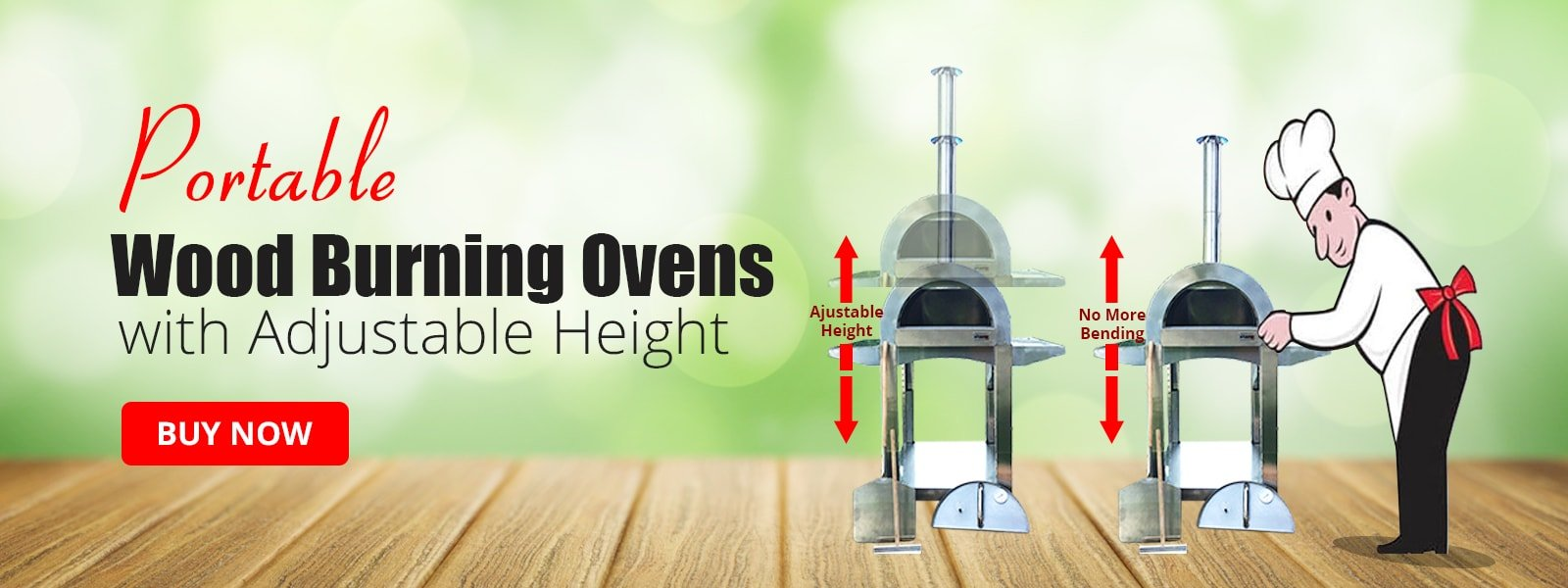 portable ovens