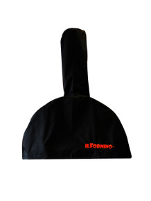 Wood Fired Pizza Oven Heavy Duty Black Cover for the Platinum Plus Series Top Cover