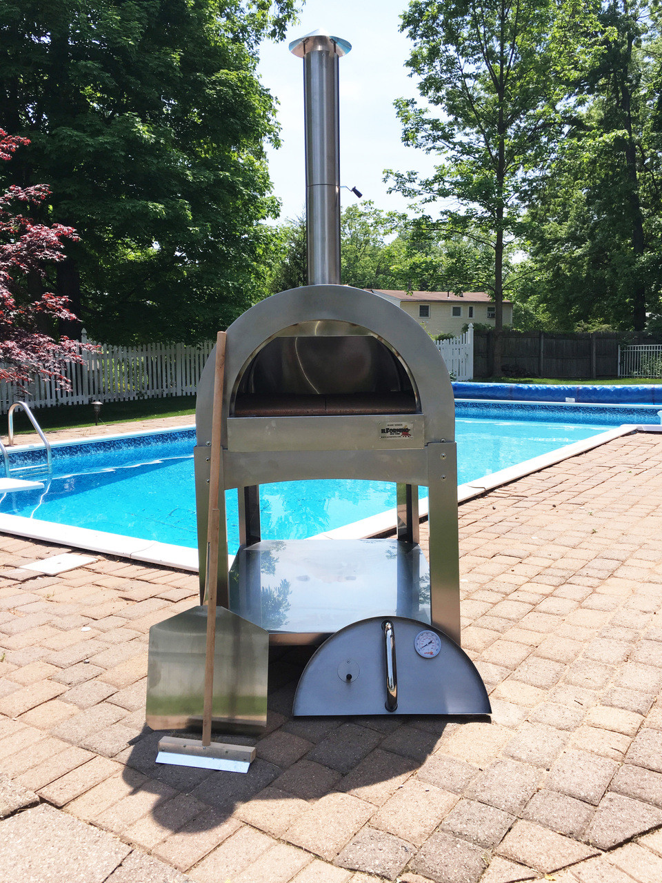 ilfornino portable wood fired pizza ovens