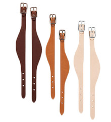 Western Assorted  Leather Set of  Hobble Strap By Aledo Saddlery