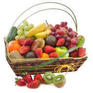 Fruit Hamper .