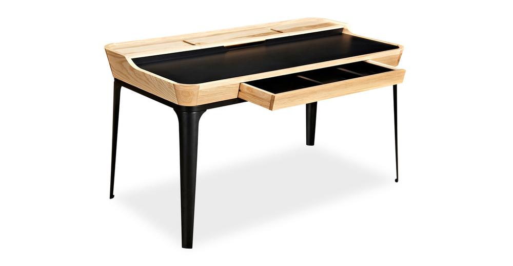 mid century modern airia desk