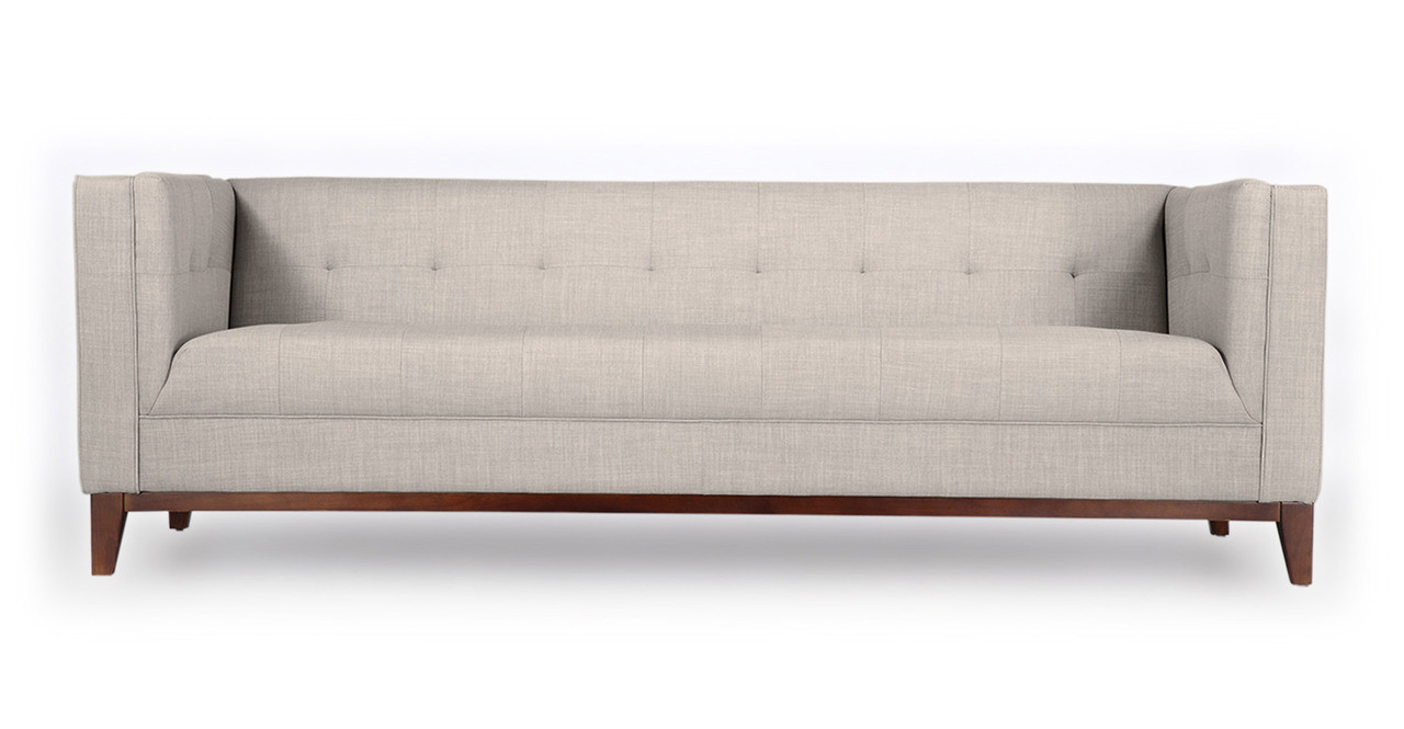 Harrison Dove Grey Sofa