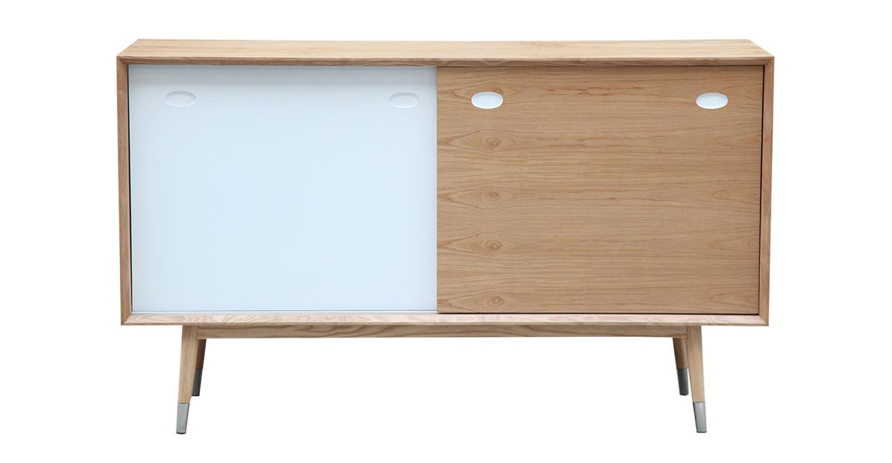 Superb Elroy Mid Century Modern Sideboard Credenza