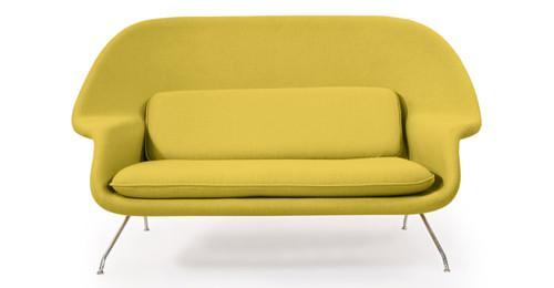 Womb Sofa, Dijon