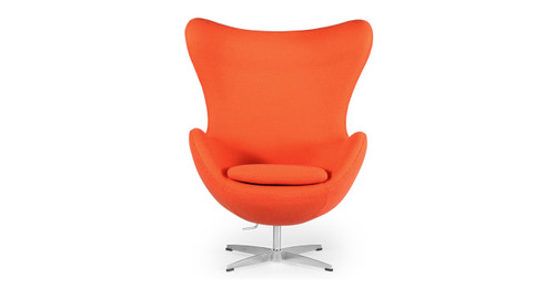 Amoeba Chair, Orange