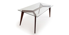 deco blaze table