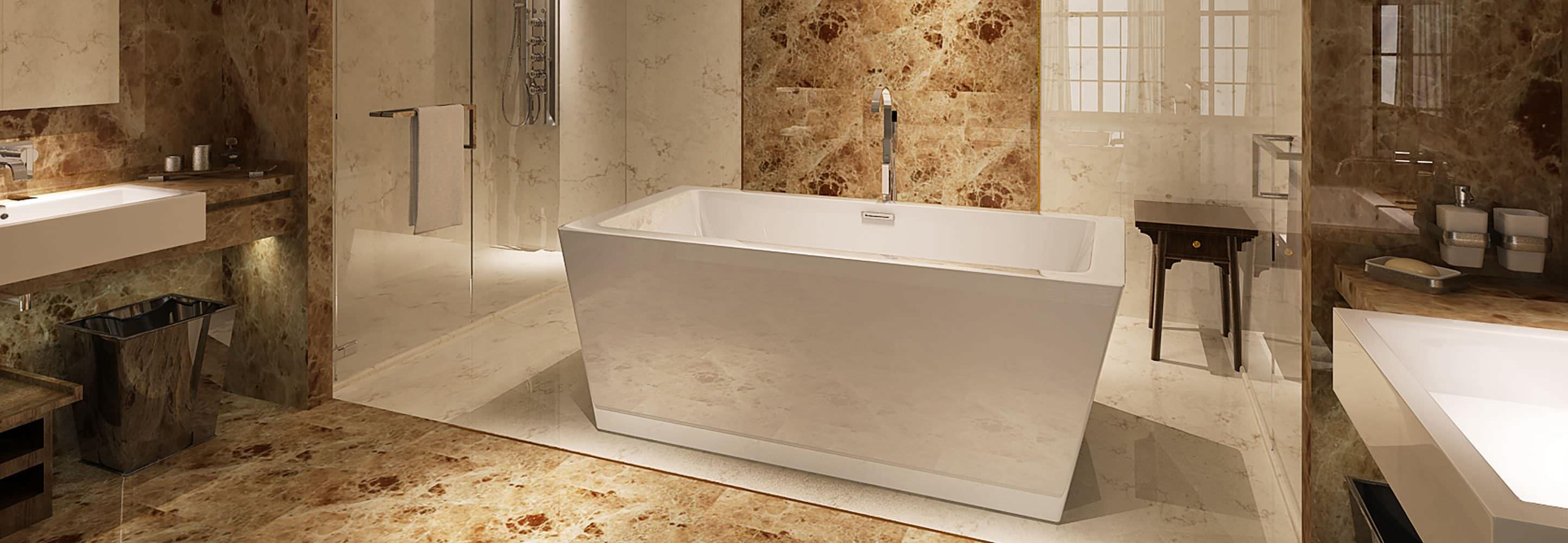 Baths - Freestanding Bathtubs - Centaur Bathtub - Kardiel