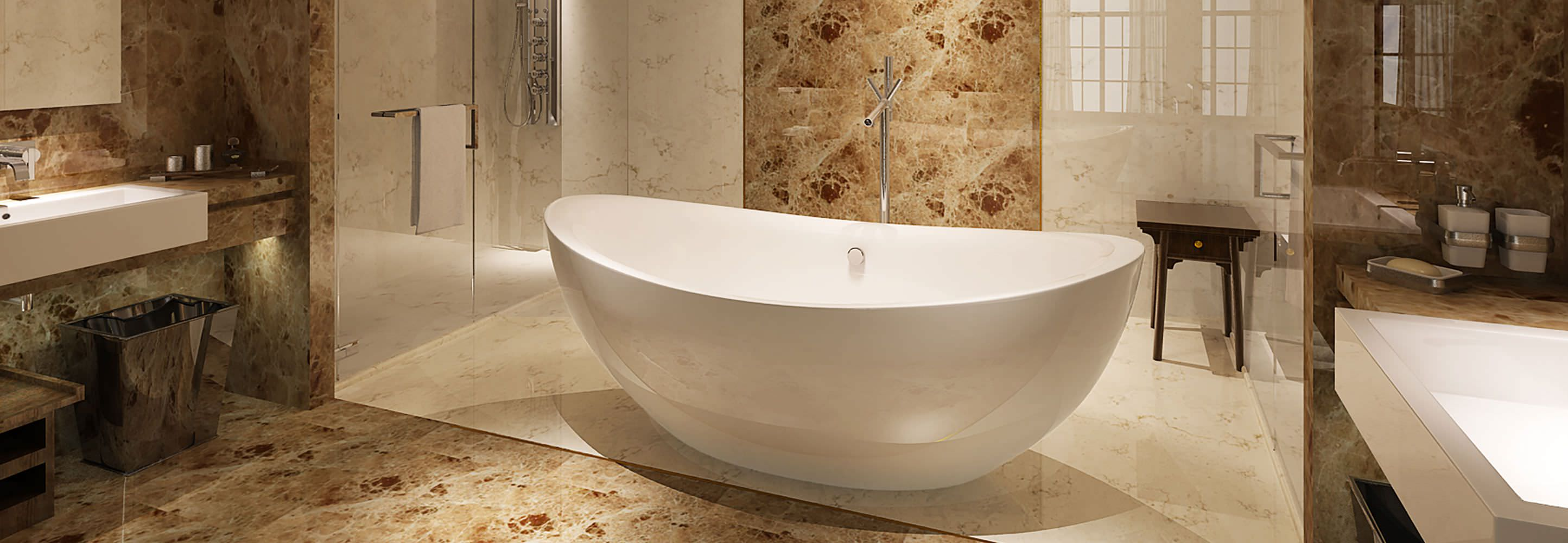 Baths - Freestanding Bathtubs - Tholos Bathtub - Kardiel