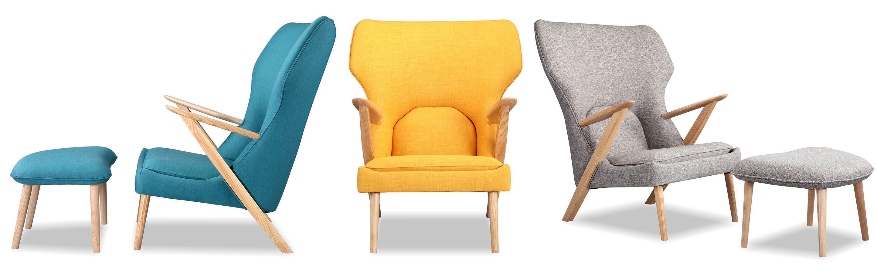 Chairs Lounge Chairs Cub Chair & Ottoman Kar l