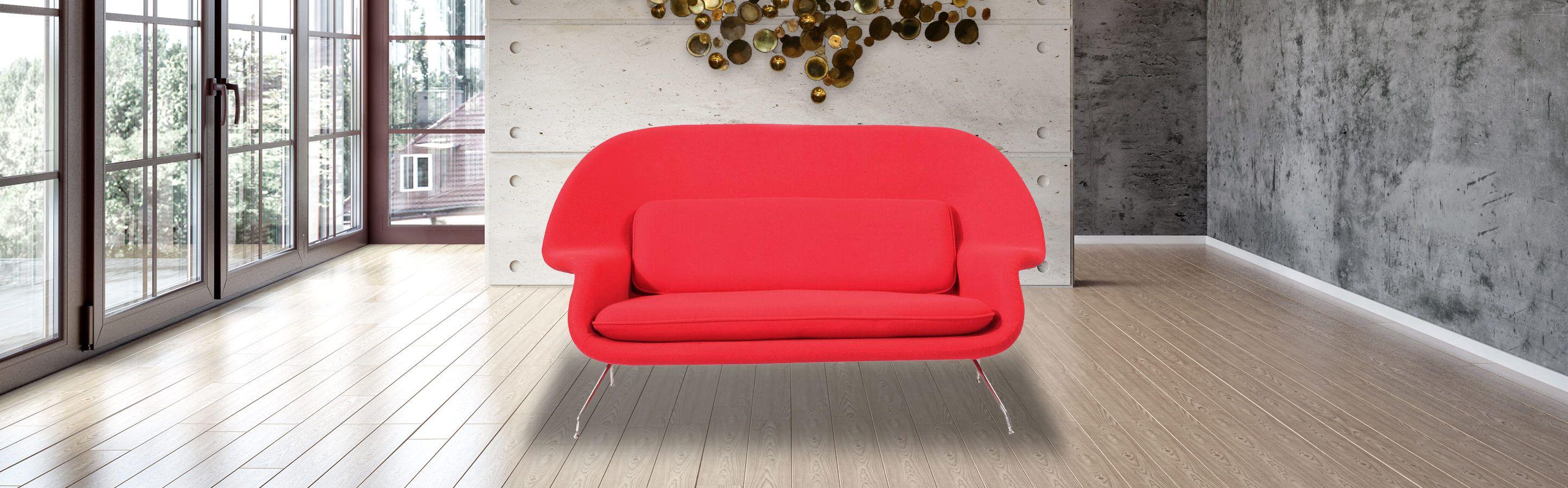 Eero Saarinen Womb Chair Womb Loveseat Womb Sofa