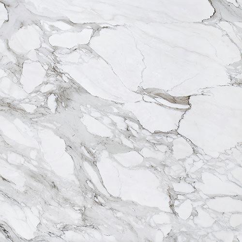 Arco Floor Lamp White Marble Round Kardiel
