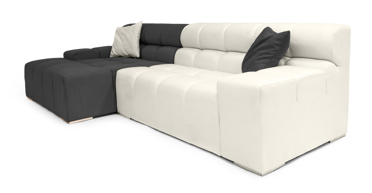 Charmant Cubix Is A Premium Full Scale Reproduction Of The Tufted Modern Classic  Chaise Sofa Sectional. Understanding And Then Respecting The Dimensions And  Details ...