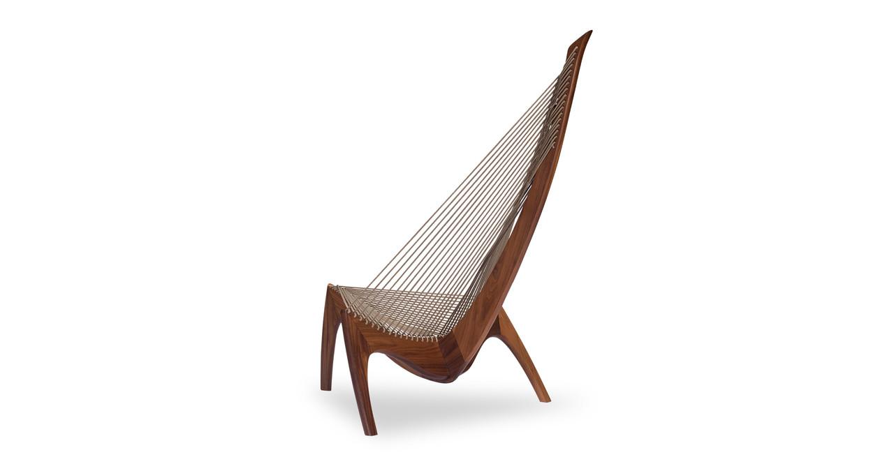 harp chair