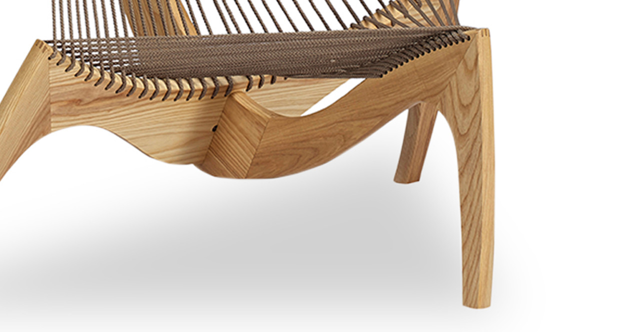 viking harp chair