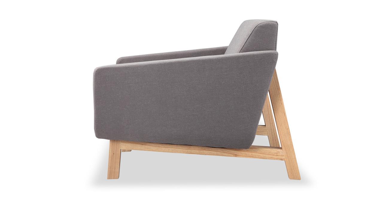 platform armchair