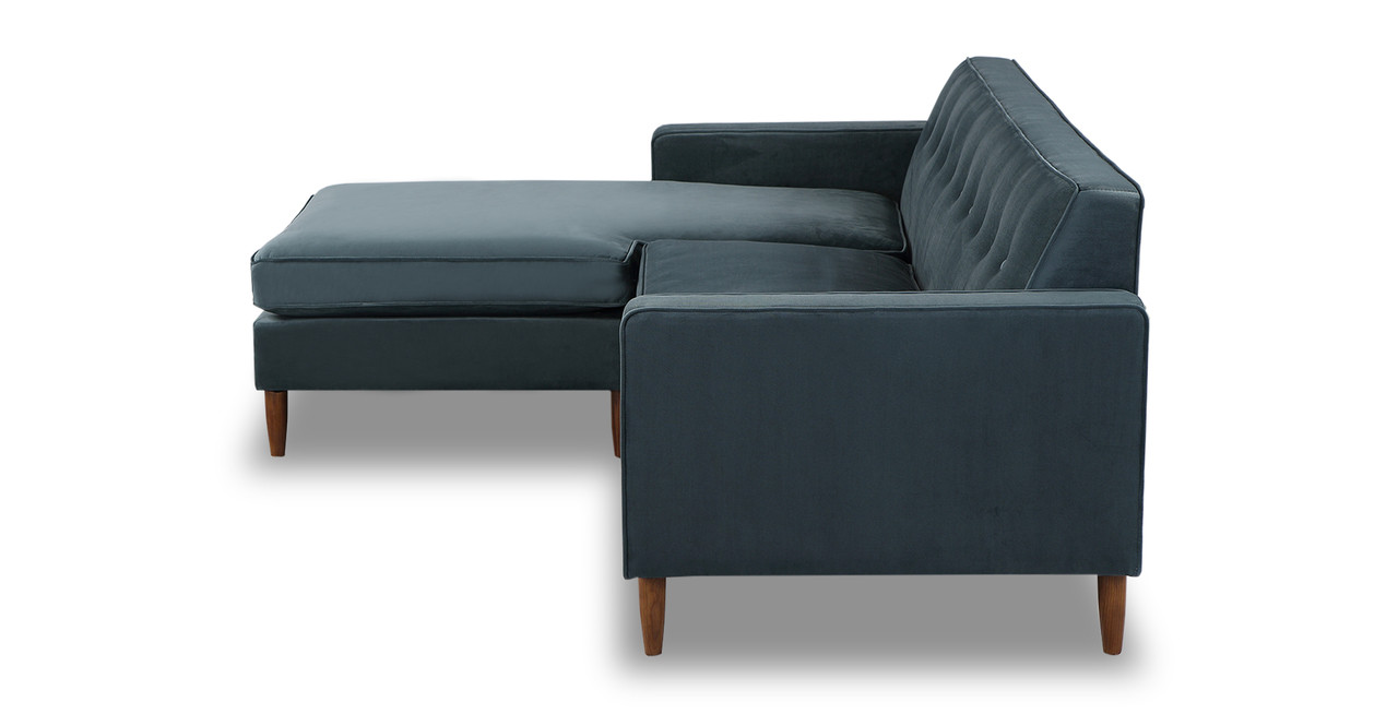 eleanor midcentury modern sofa