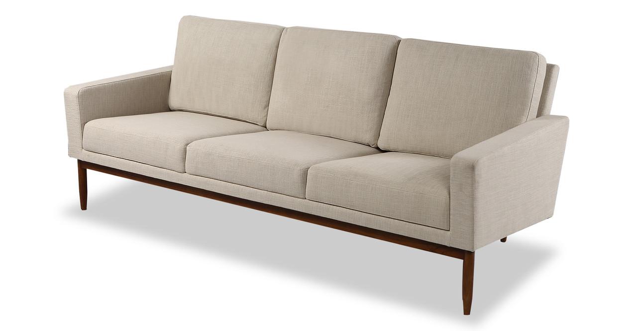kardiel leather sofa