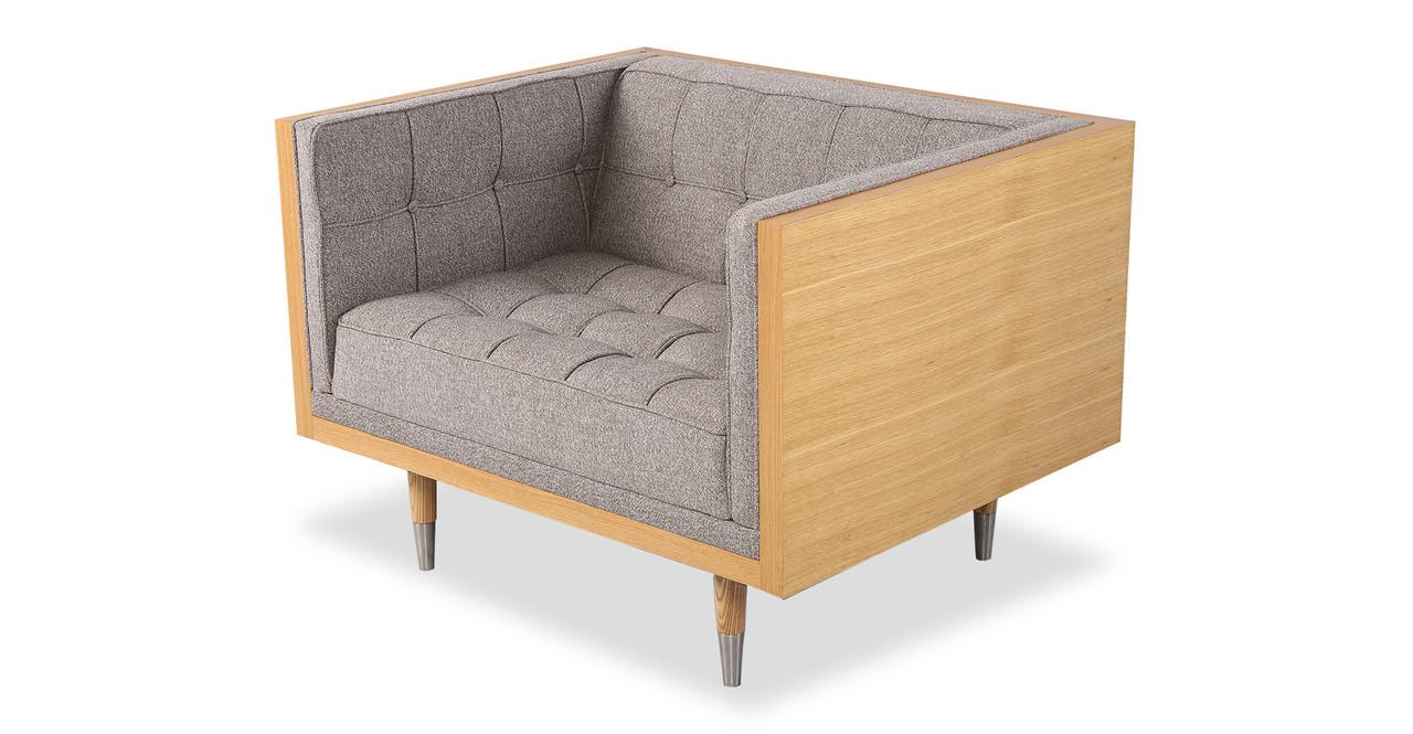 woodrow box chair