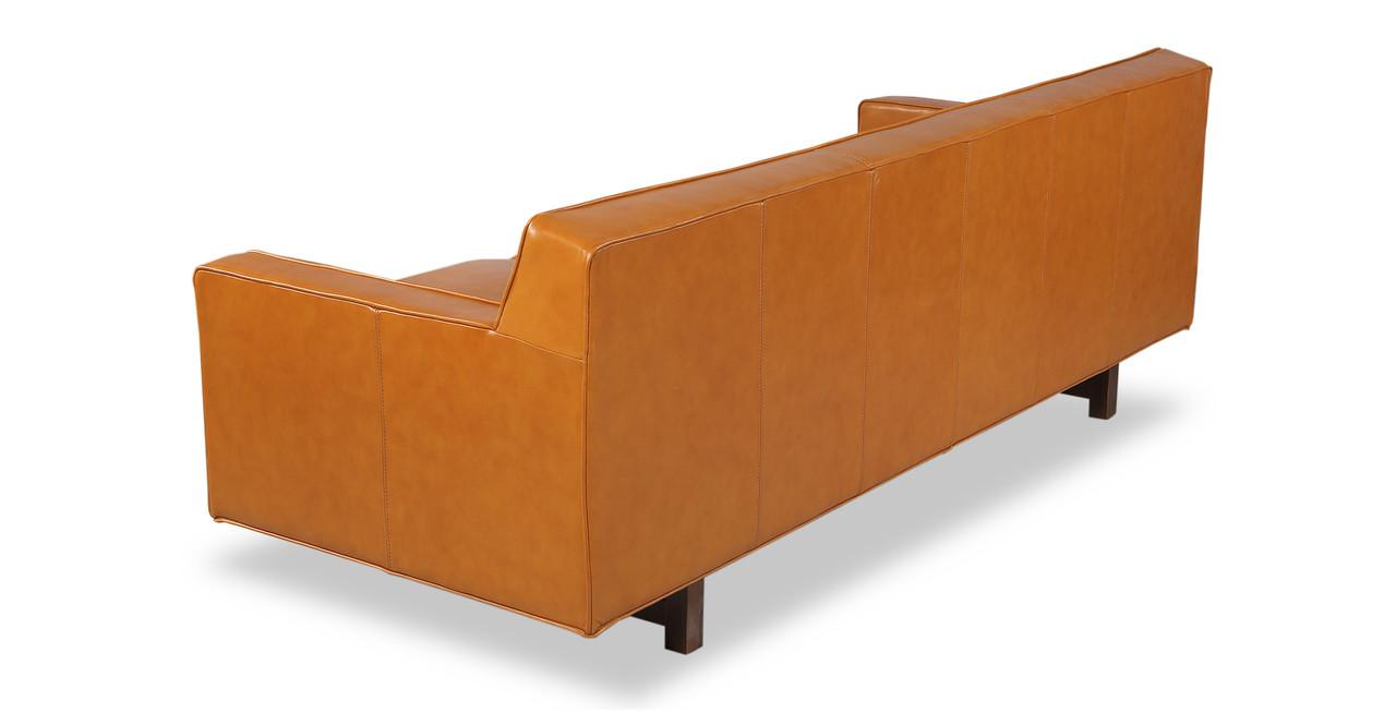 kennedy sofa brown