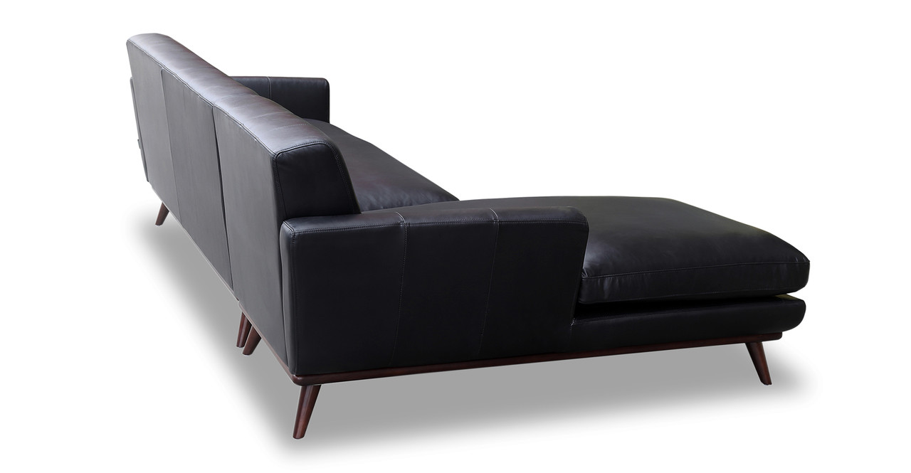 Jackie Sofa Sectional Premium Leather