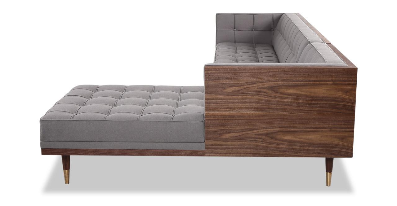 woodrow box sofa sectional