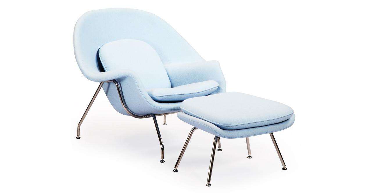 Womb Chair amp Ottoman Baby Blue Kardiel : womb chair babyblue 156887144908401712801280 from www.kardiel.com size 1280 x 665 jpeg 68kB