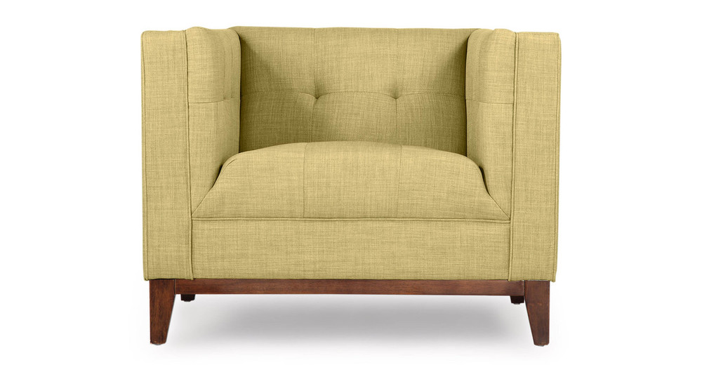 Harrison Chair Lemon Grass Kardiel