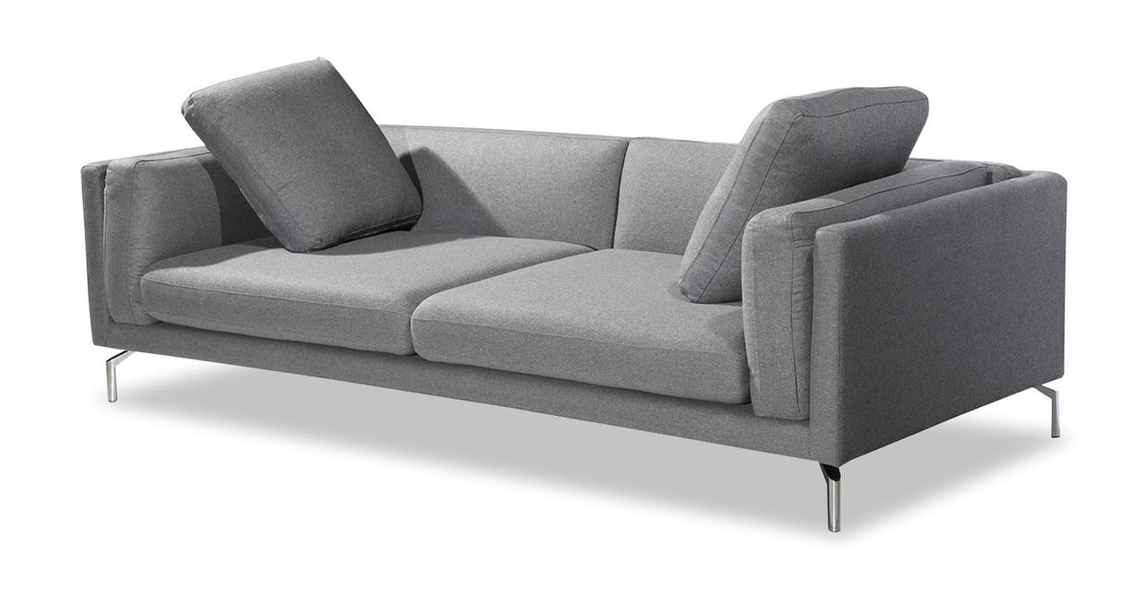Basil Loft Sofa, Cadet Grey - Kardiel