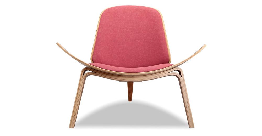 Tripod Chair Urban Coral Oak Kardiel