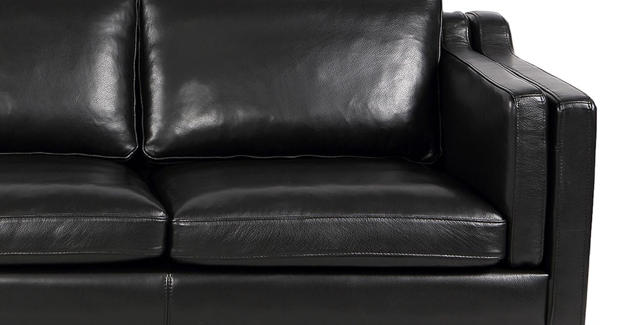 mogensen sofa leather