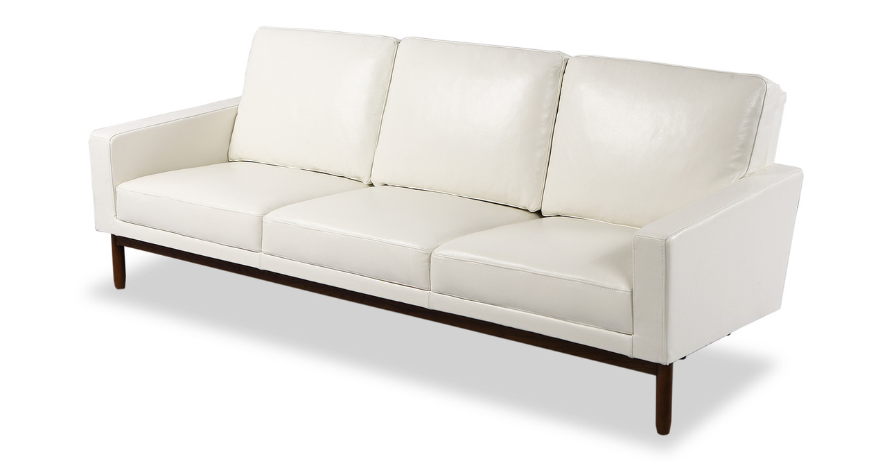 kardiel leather sofa