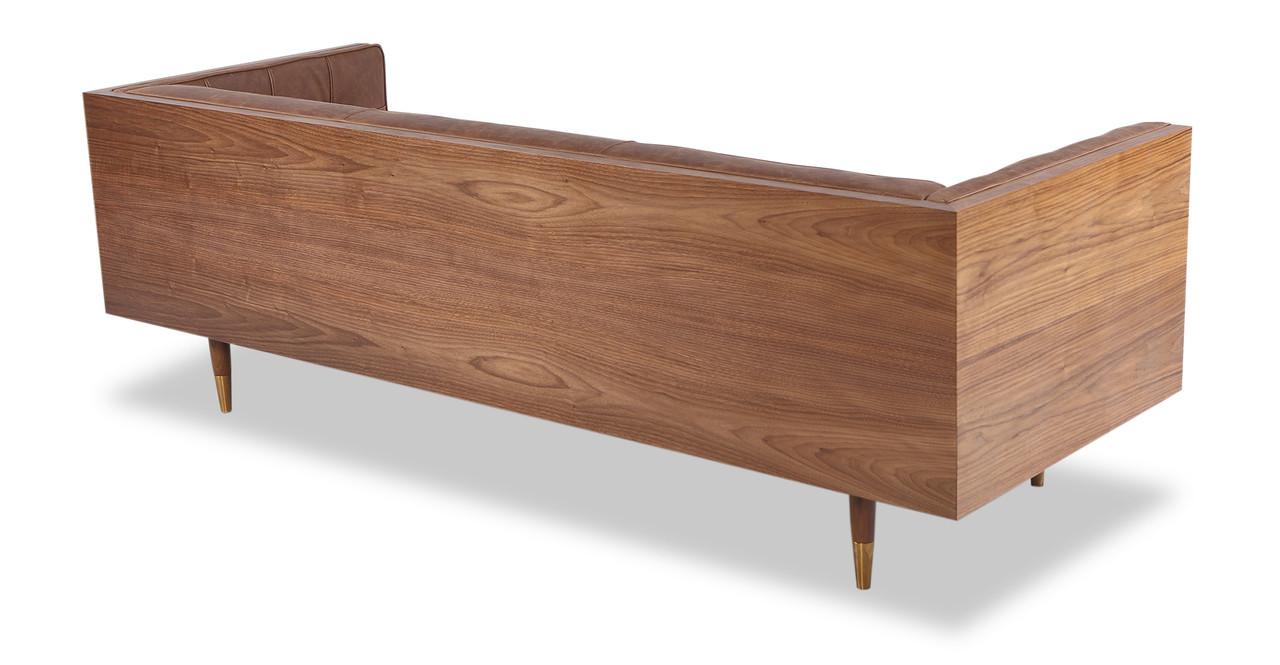 woodrow box sofa distressed leather