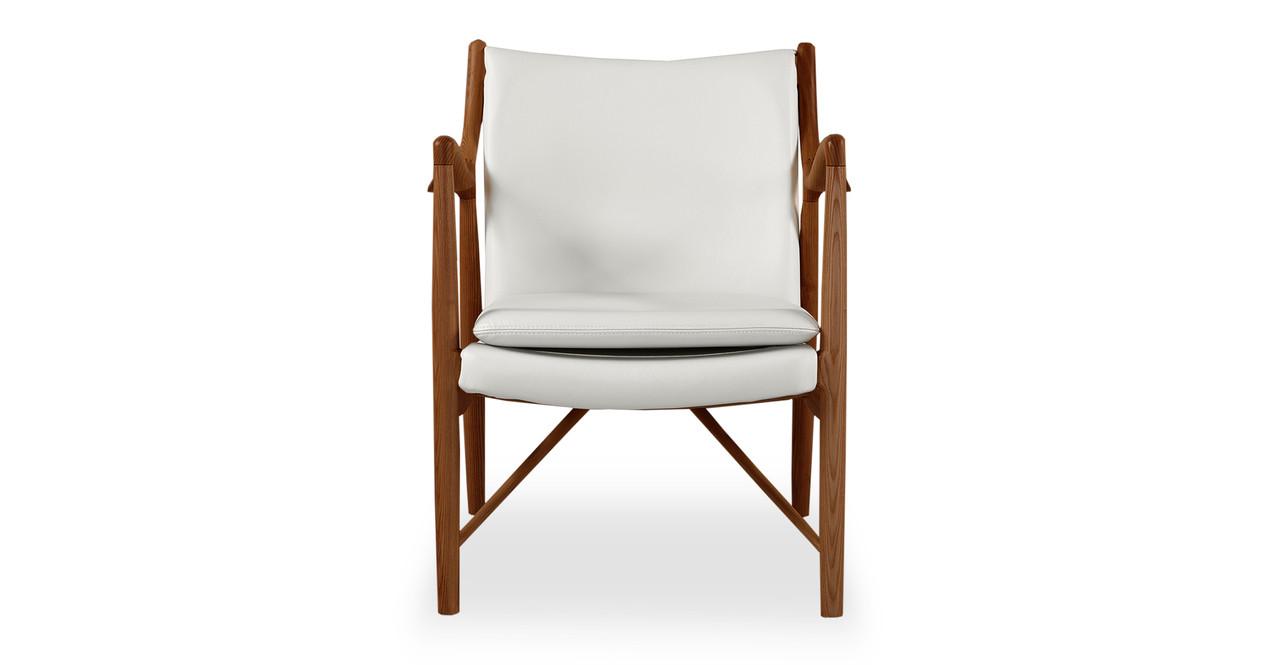 copenhagen leather chair