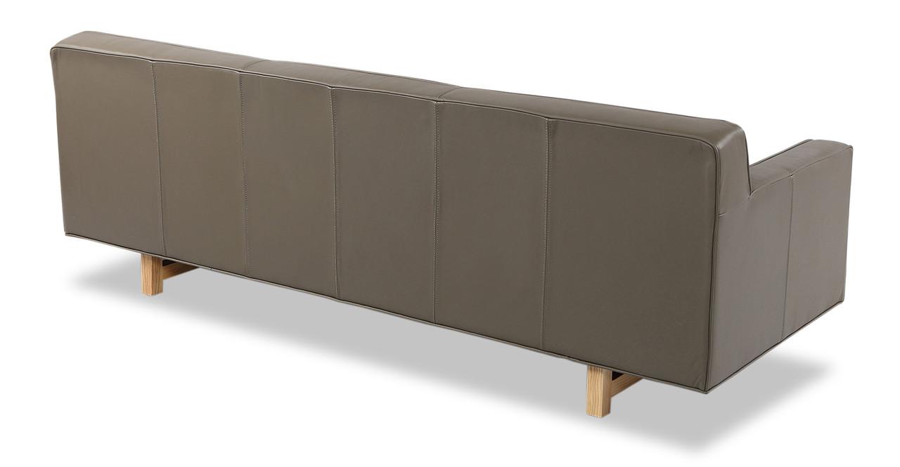 kennedy sofa leather