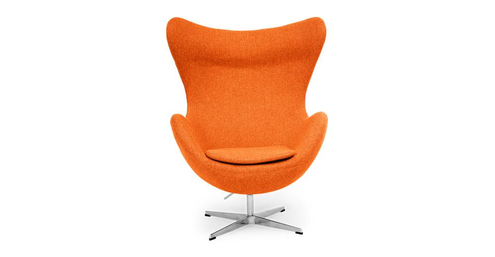 Amoeba Chair Cinnabar Kardiel