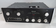 McIntosh C 26  Preamplifier with PanLoc Face Plate in Excellent Condition in the Original Box!