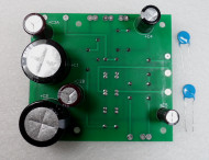 Swan 117C AC Power Supply Rebuild Kit with New Capacitors, Resistors & Diodes
