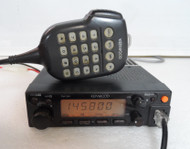 Kenwood TM-261A  2 Meter Mobile Transceiver Working Great!