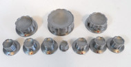 Heathkit Apache TX-1 full Knob set  in Nice Condition