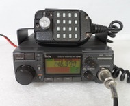 Icom IC-228H 2 Meter 45 Watt FM Transceiver in Excellent Condition!