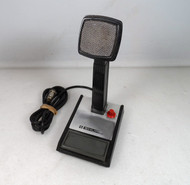 Shure 526T Amplified Desc Microphone in Good condition with 4 pin mic plug
