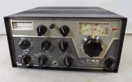 RL Drake T-4X  HF Transmitter in Nice Cosmetic Condition S/N 12891R