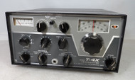 RL Drake T-4X  HF Transmitter in Very Good Condition S/N 11127