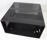 RL Drake R-4 Receiver Complete Cabinet Top & Bottom Refinished by Hartzell Painting Co. #1