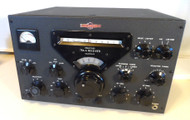 Collins 75A-4 Vintage SSB / AM / CW Receiver with 3 Filters, & 4-1 Dia,l in Collector Condition, Completely Re Capped and Aligned S/N 2011