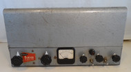 Eldico TR-75, 1950  Vintage 60 Watt CW Transmitter in Very Good Condition