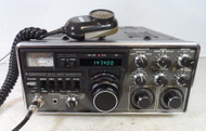 Kenwood TS-700S  FM/CW/SSB All Mode 2 Meter Transceiver with Kenwood Microphone (needs end stop adjustment)