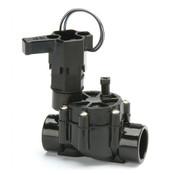 100DVSS - 1 in. DV Series Inline Plastic Residential Irrigation Valve - Slip x Slip