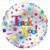 Thank You 18 Inch Foil Balloon